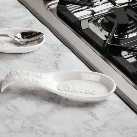 Blessed Spoon Rest, Set of 2 by Home Marketplace-369140