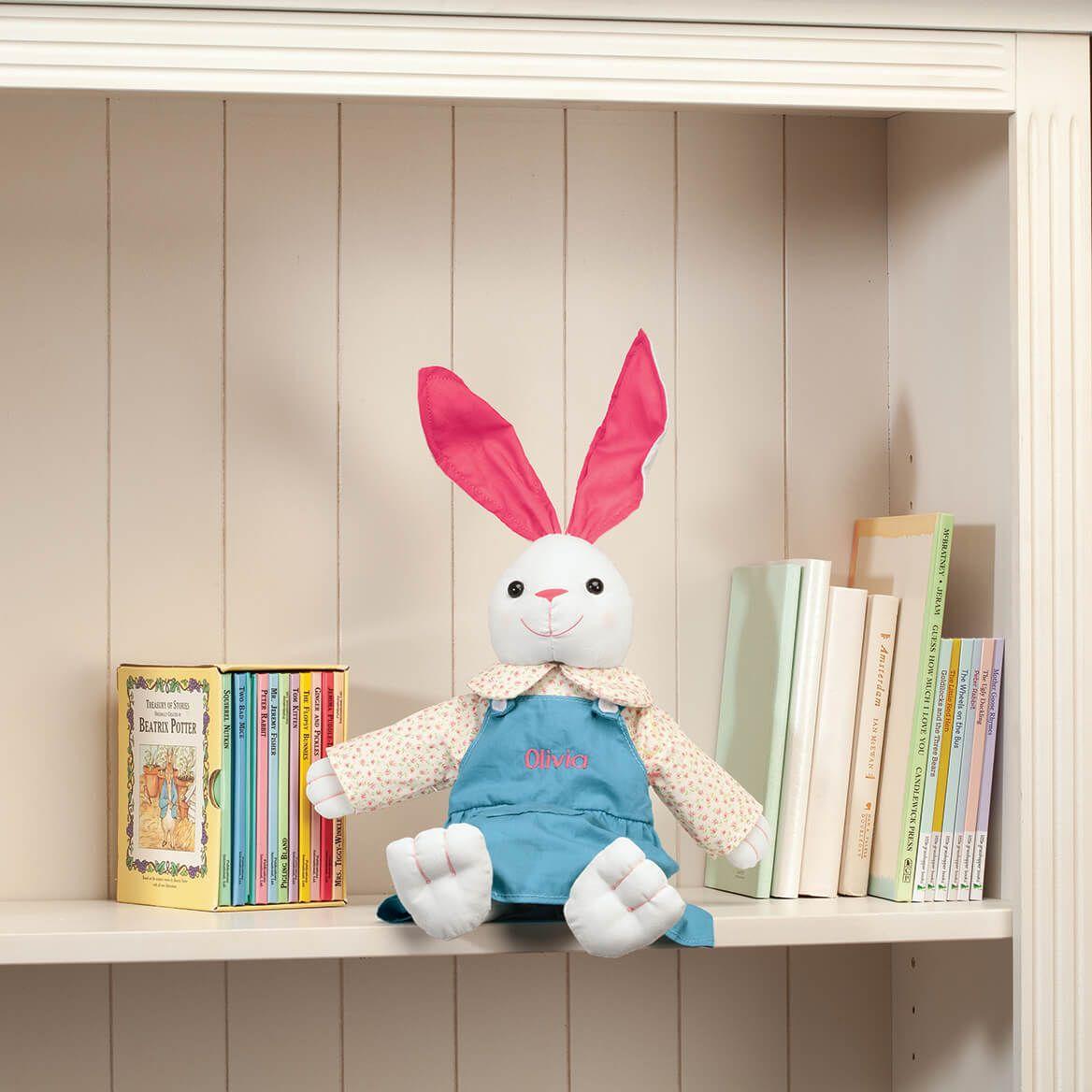 Personalized Springtime Bunnies-369156