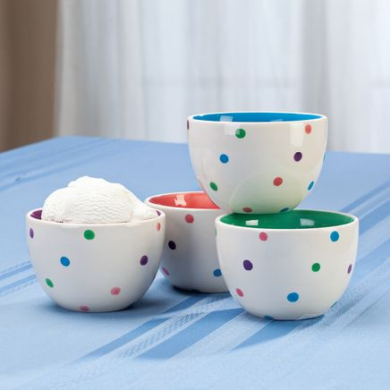 Dots All-Purpose Bowls by William Roberts-369168