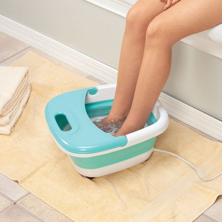 Instant Foot Spa™ Collapsible Massaging Heated Foot Spa-369186