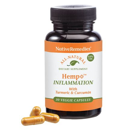 NativeRemedies® Hemp + Inflammation-369280