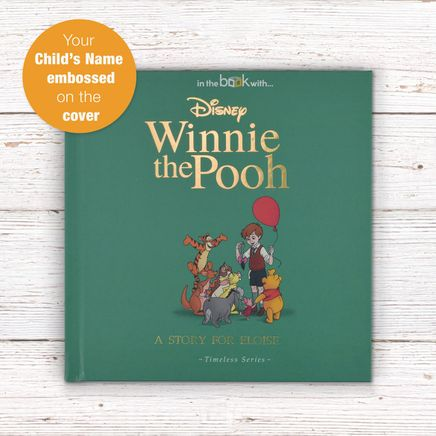 Personalized Timeless Winnie the PoohBook-369419