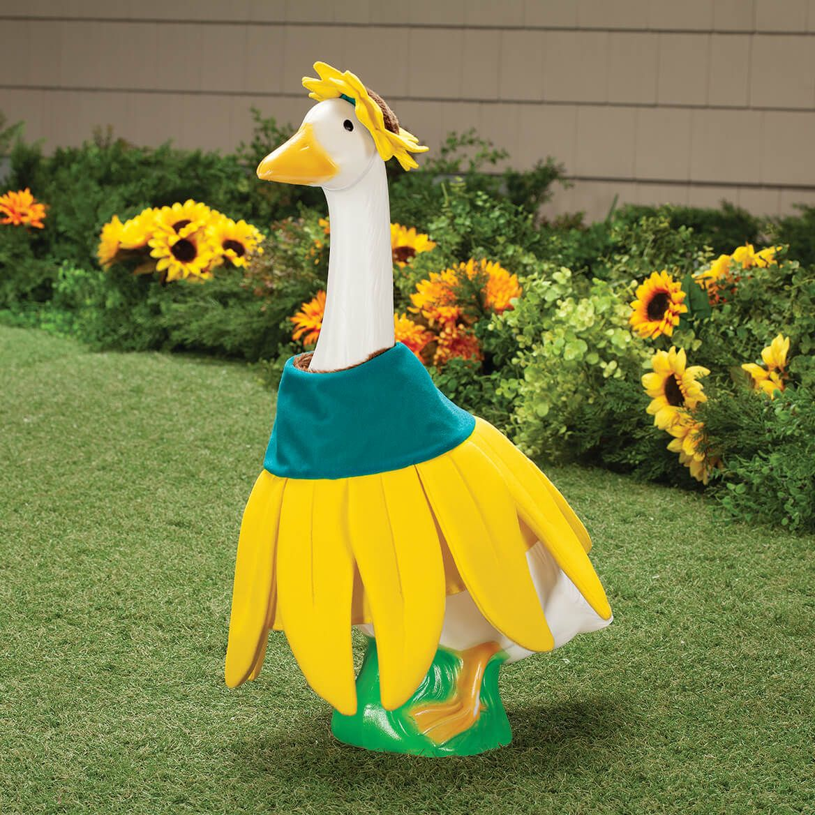 Sunflower Goose Outfit-369429