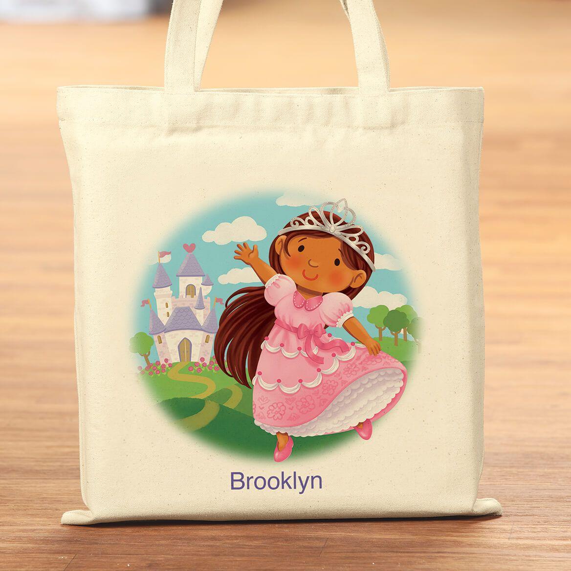 Personalized Princess Tote-369511