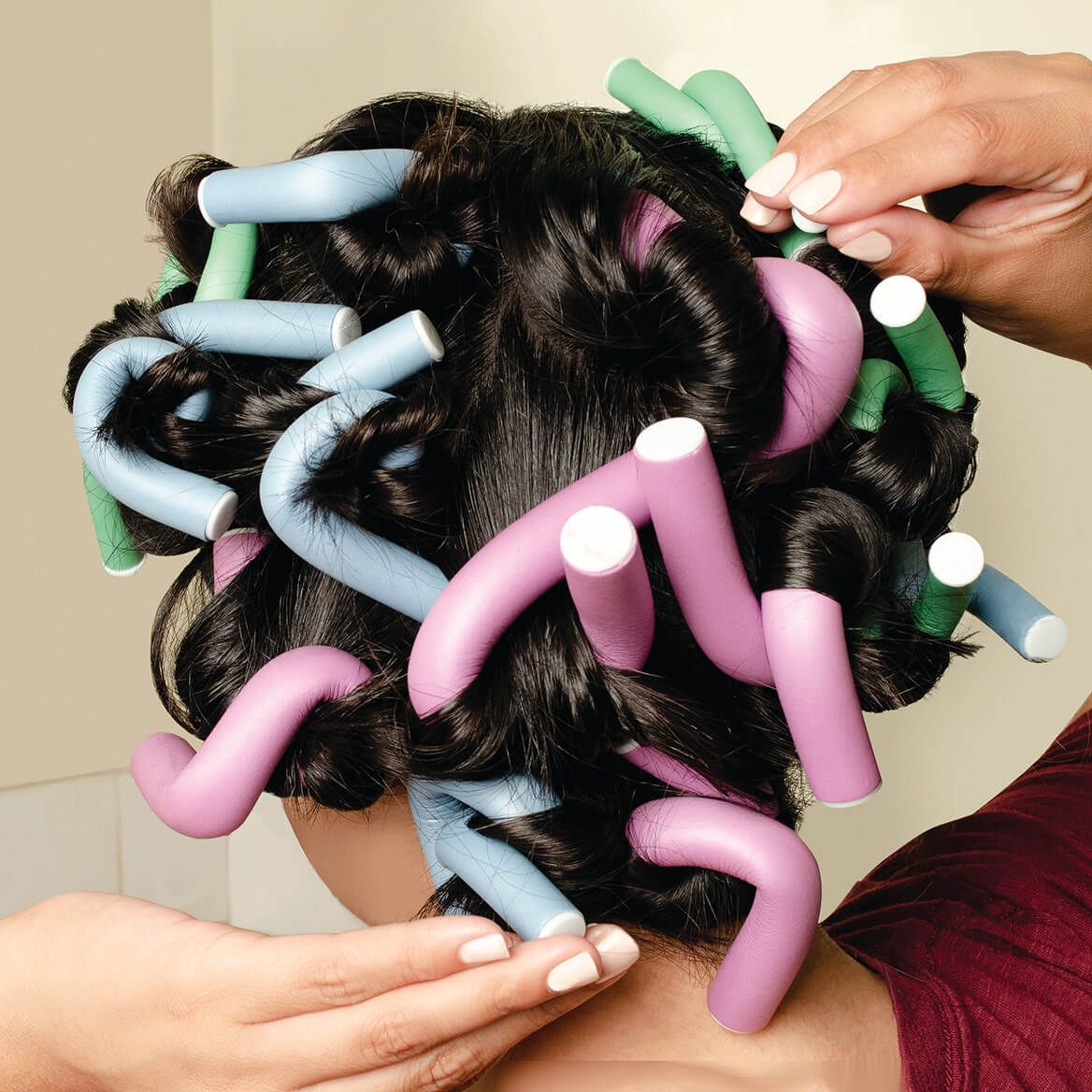 Beauty Ties for Quick and Easy Curls, Set of 24-369531