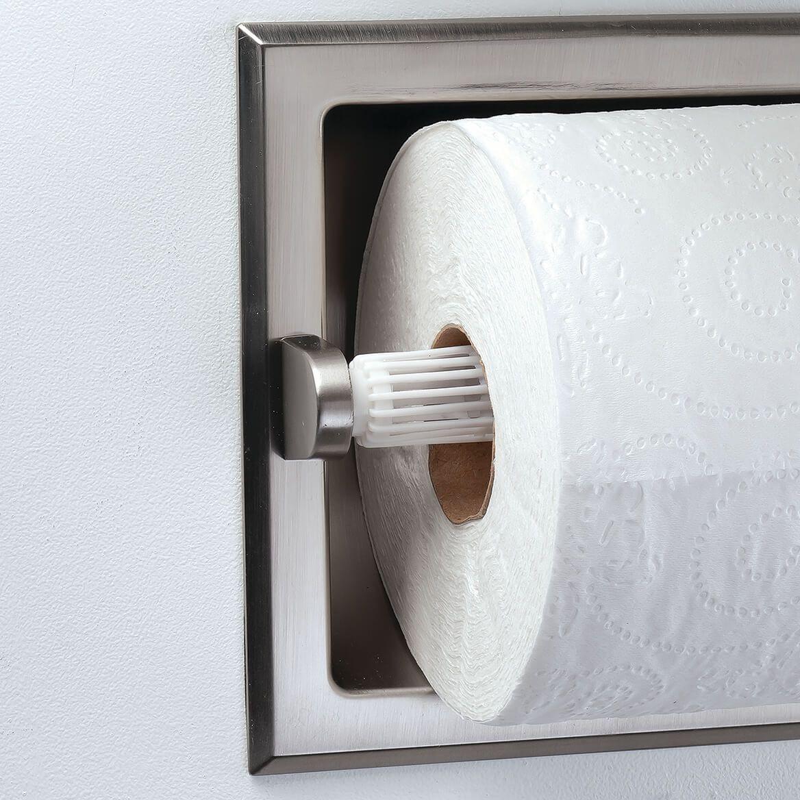 Lavender Scented Toilet Roll Holder Set of 3-369589