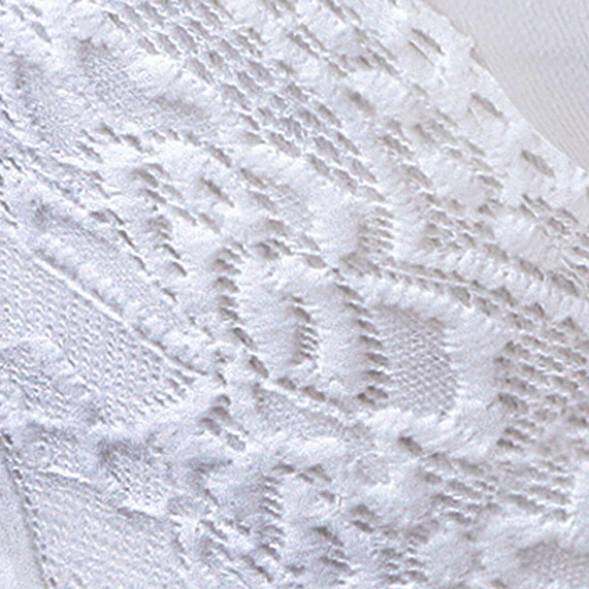 Lovely Lace Front Hook Bra-369764