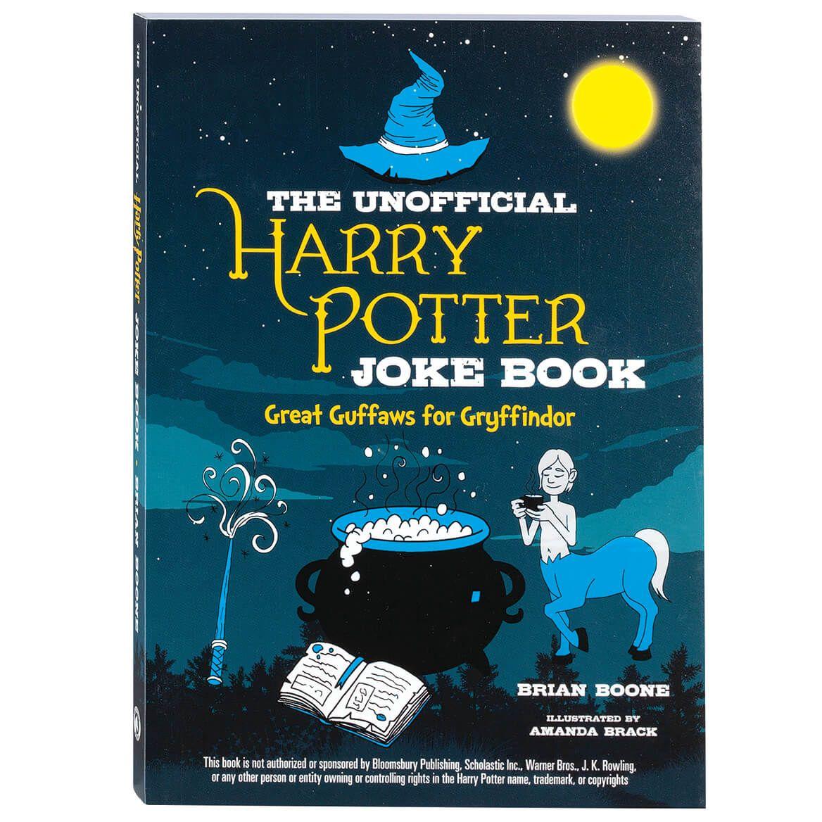Unofficial Harry Potter Joke Book 4-Book Box Set-370320