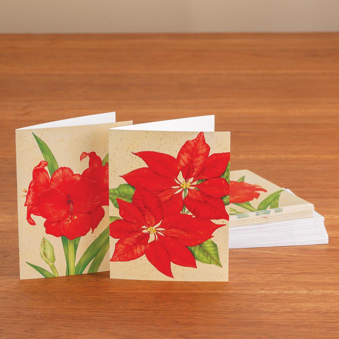 Winter Botanical Notecards Set of 20-370527