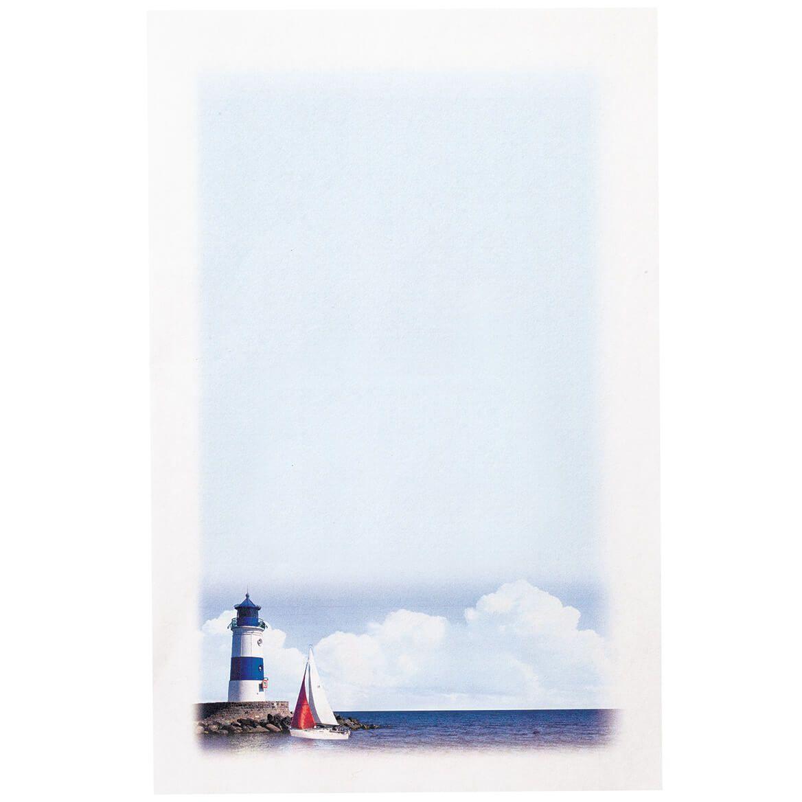 Tranquil Lighthouse Stationery Set-370612