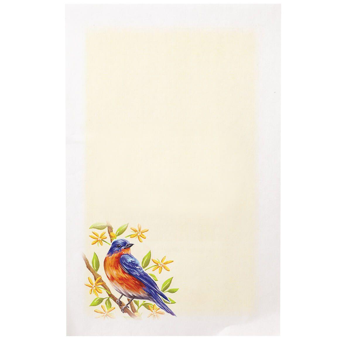 Backyard Birds Stationery Set-370613