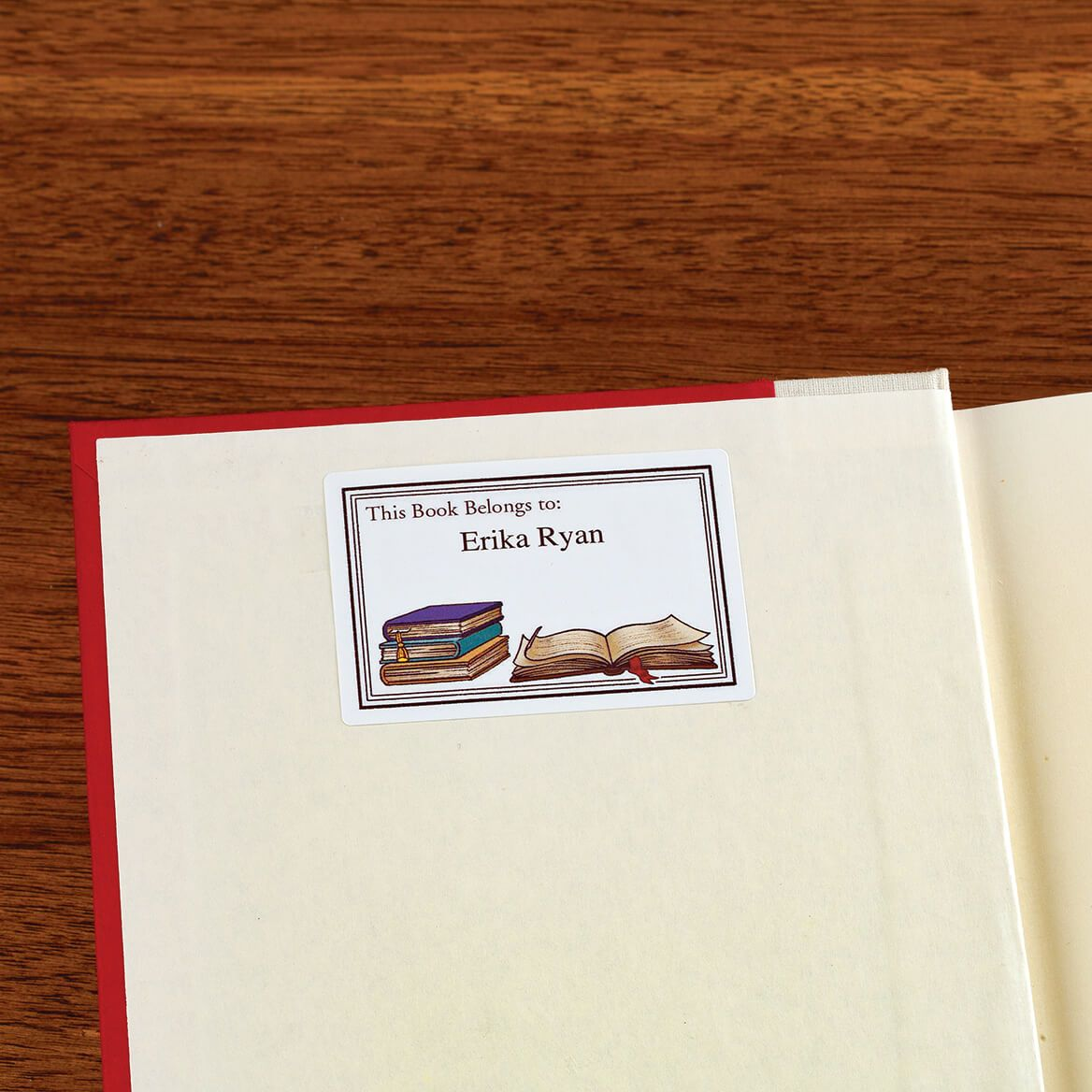 Personalized Book Plates Set of 30-370665