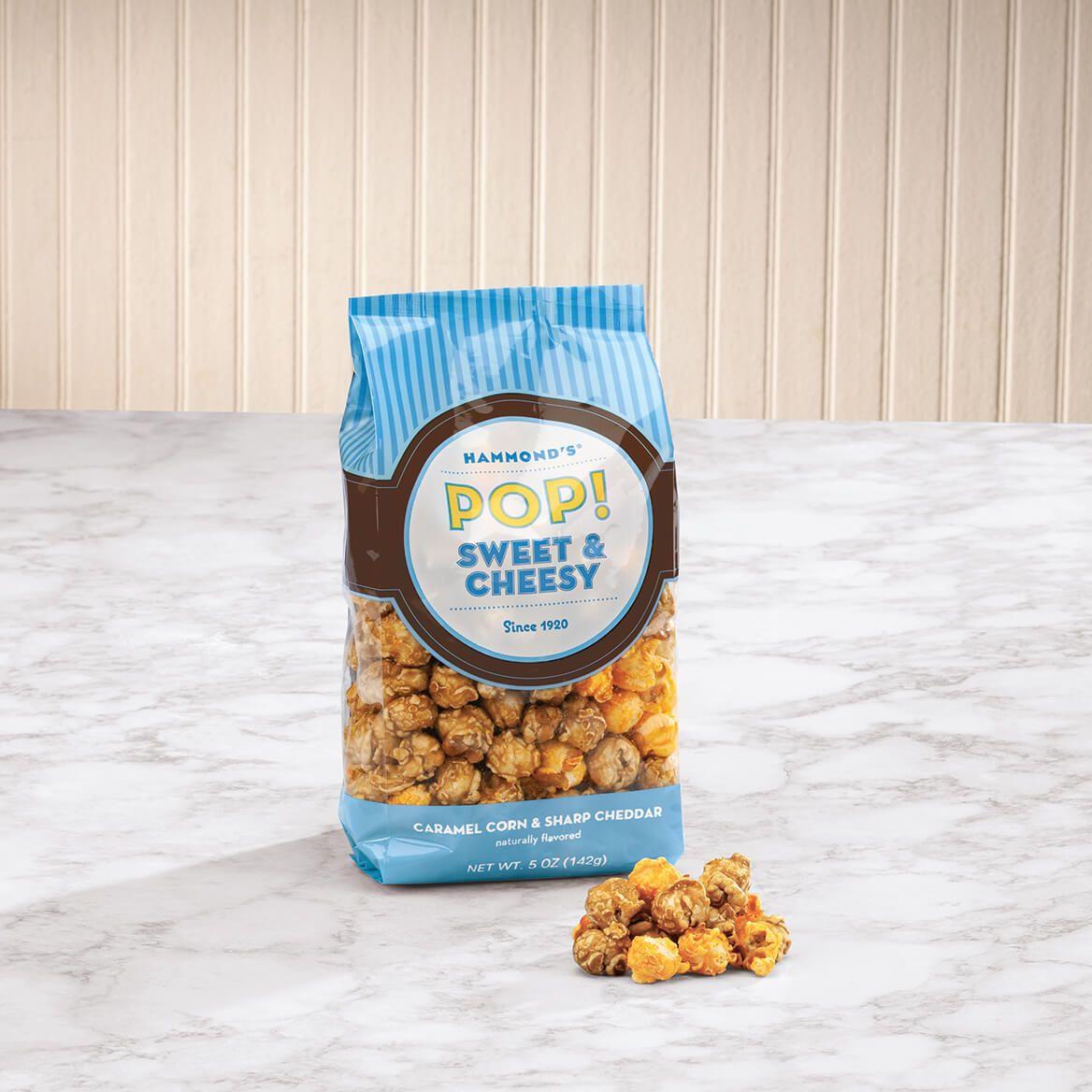 Hammonds® POP! Sweet & Cheesy Popcorn, 5oz.-370780