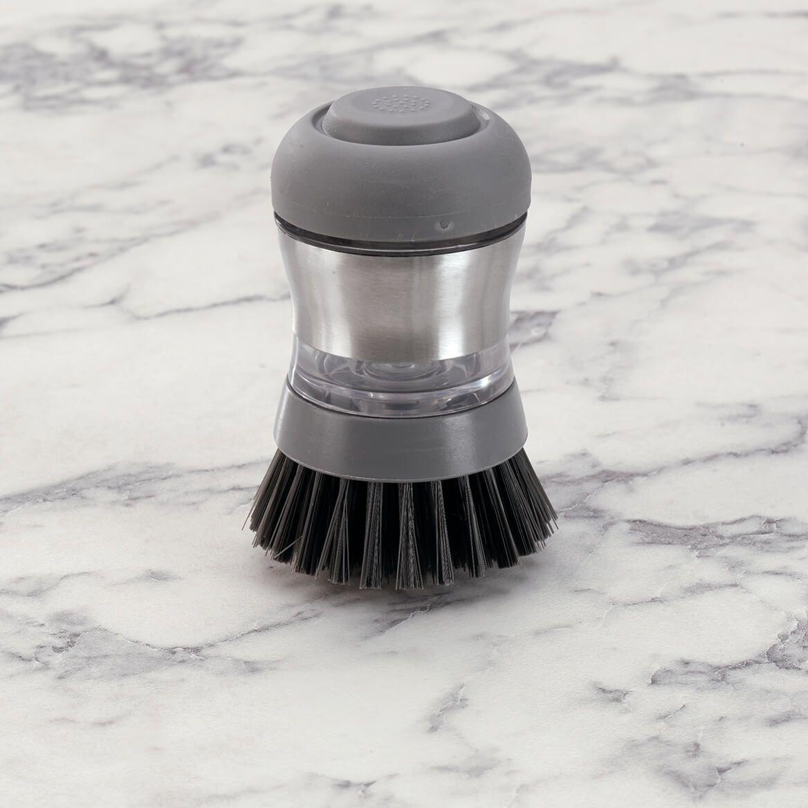 Wolfgang Puck Soap Dispensing Brush-370793