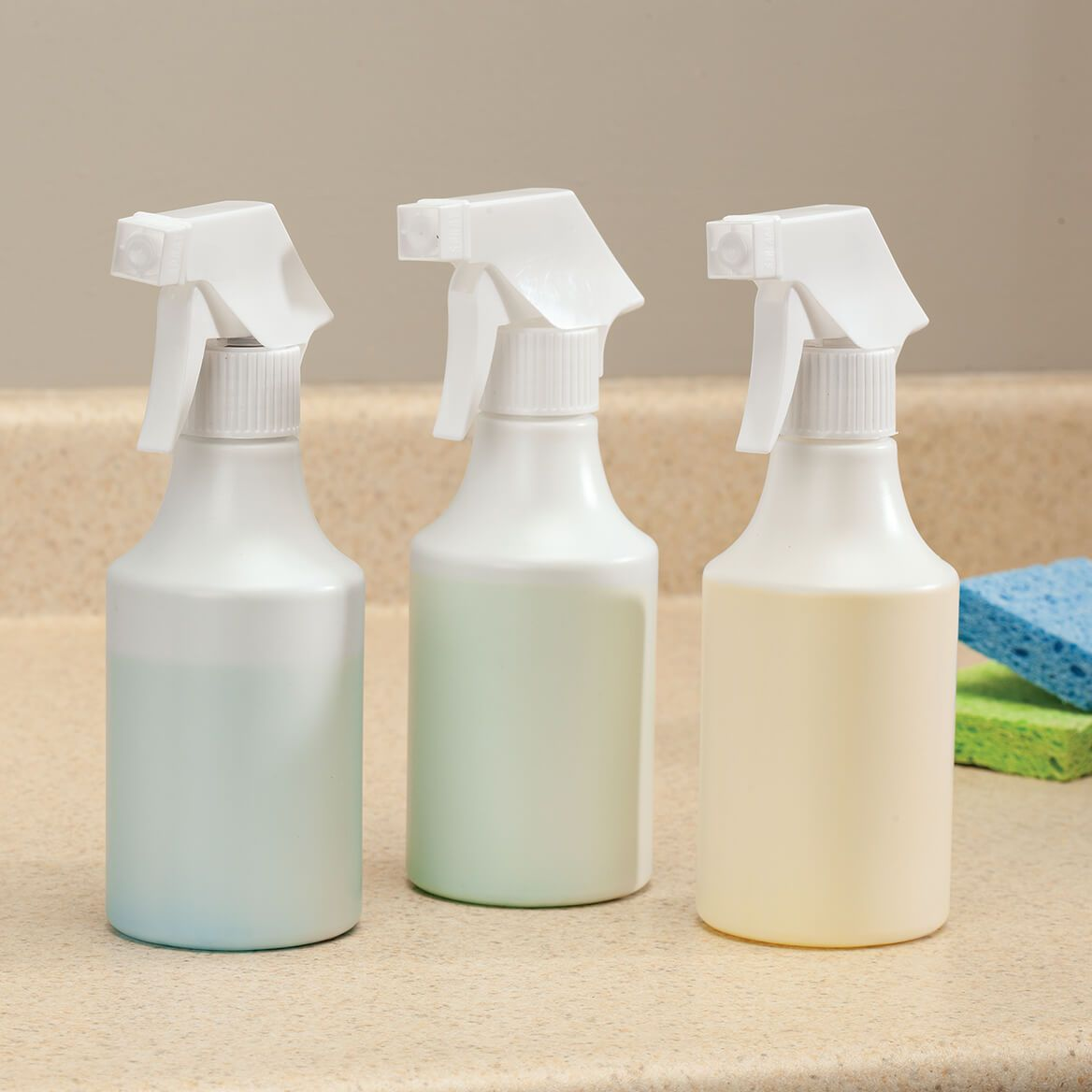 10oz. All Purpose Spray Bottles Set of 3-370876