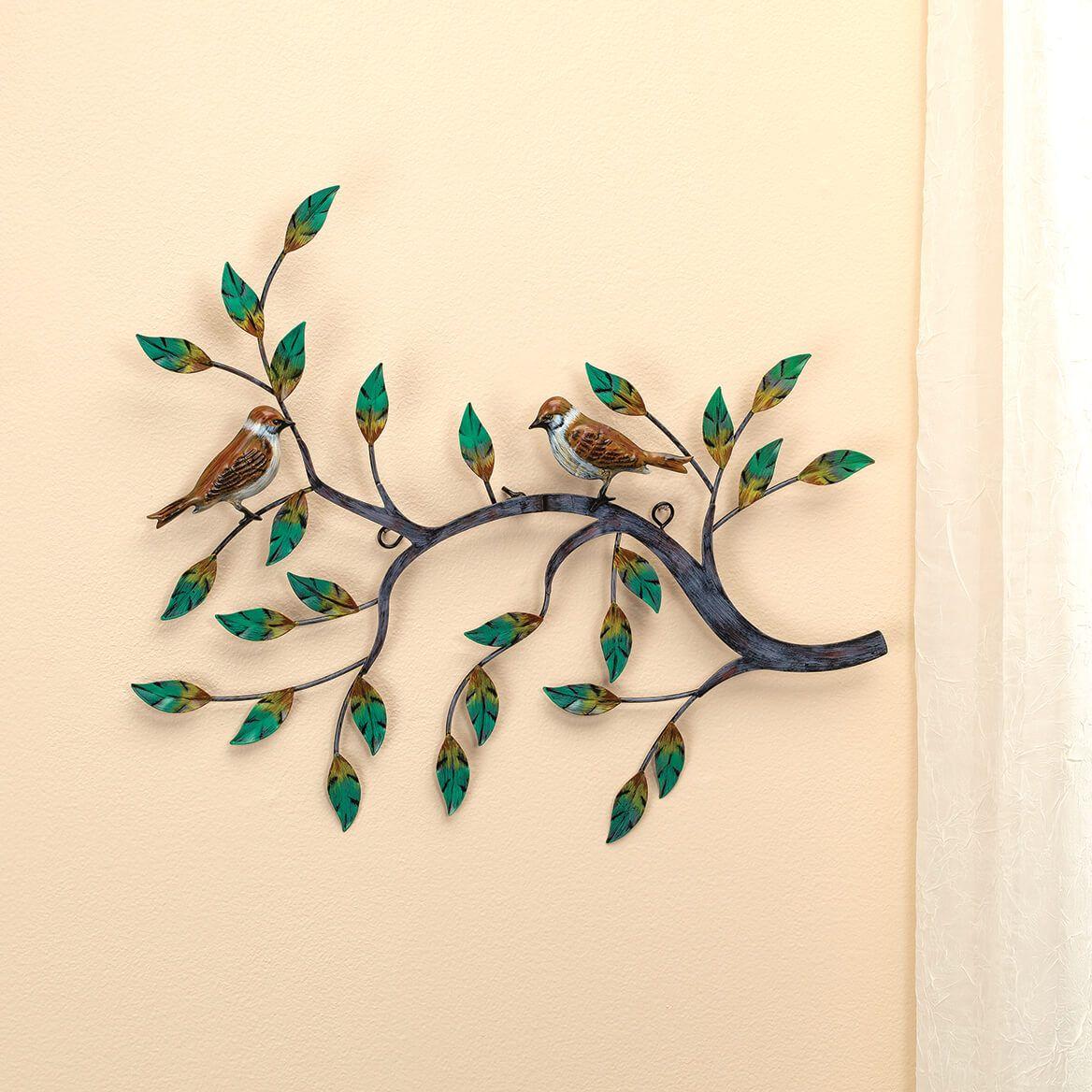 Nature's Bird Tree Branch Wall Décor-371032