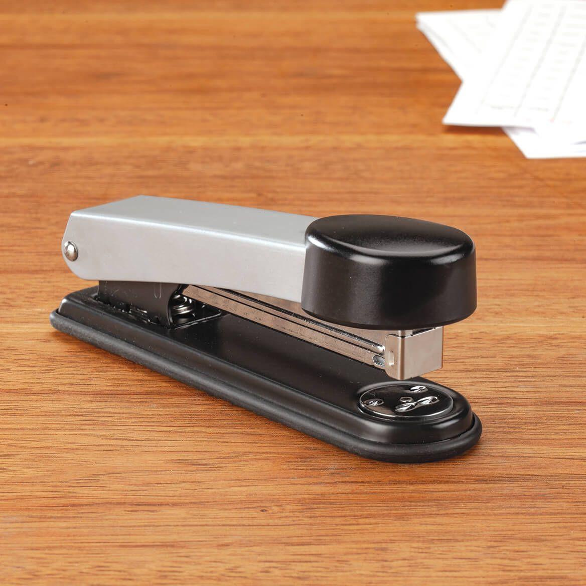 Officemate® OIC® Standard Desk Stapler Silver-371044