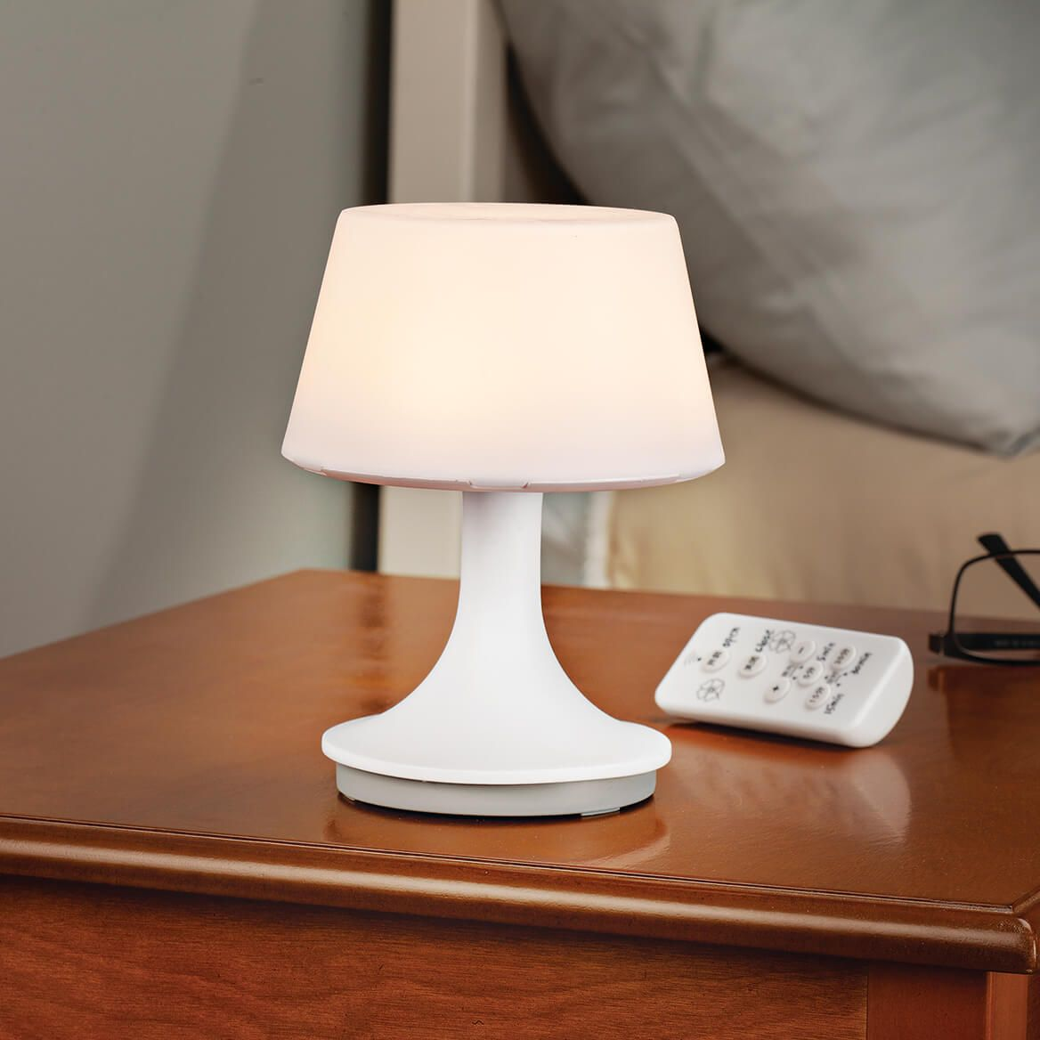 Table Night Light Lamp with Remote-371076