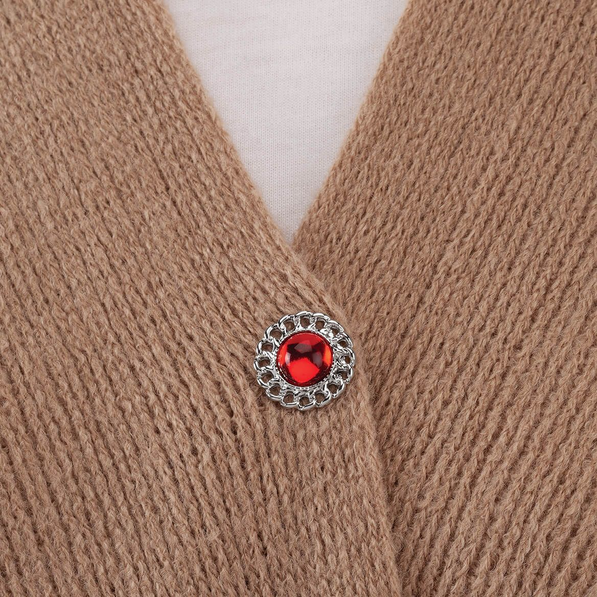 Decorative Accent Pins, Set of 5-371211