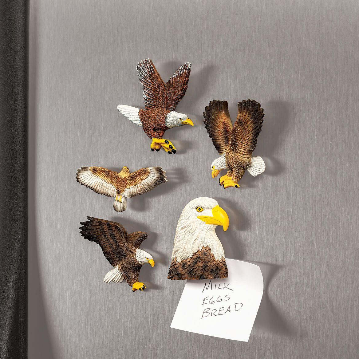 Eagle Magnets, Set of 5-371272