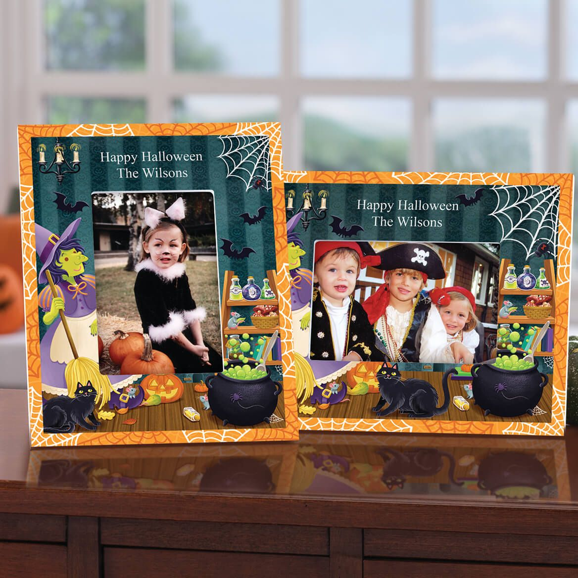 Personalized Witches Brew Halloween Frame-371294