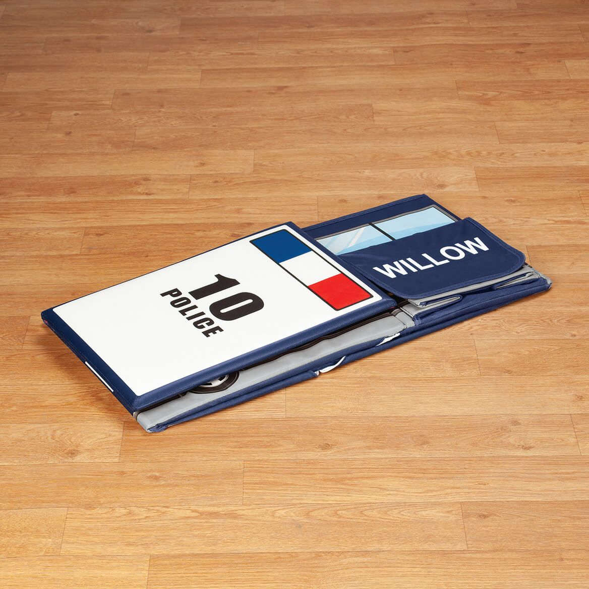 Personalized Police Car Storage Box-371455
