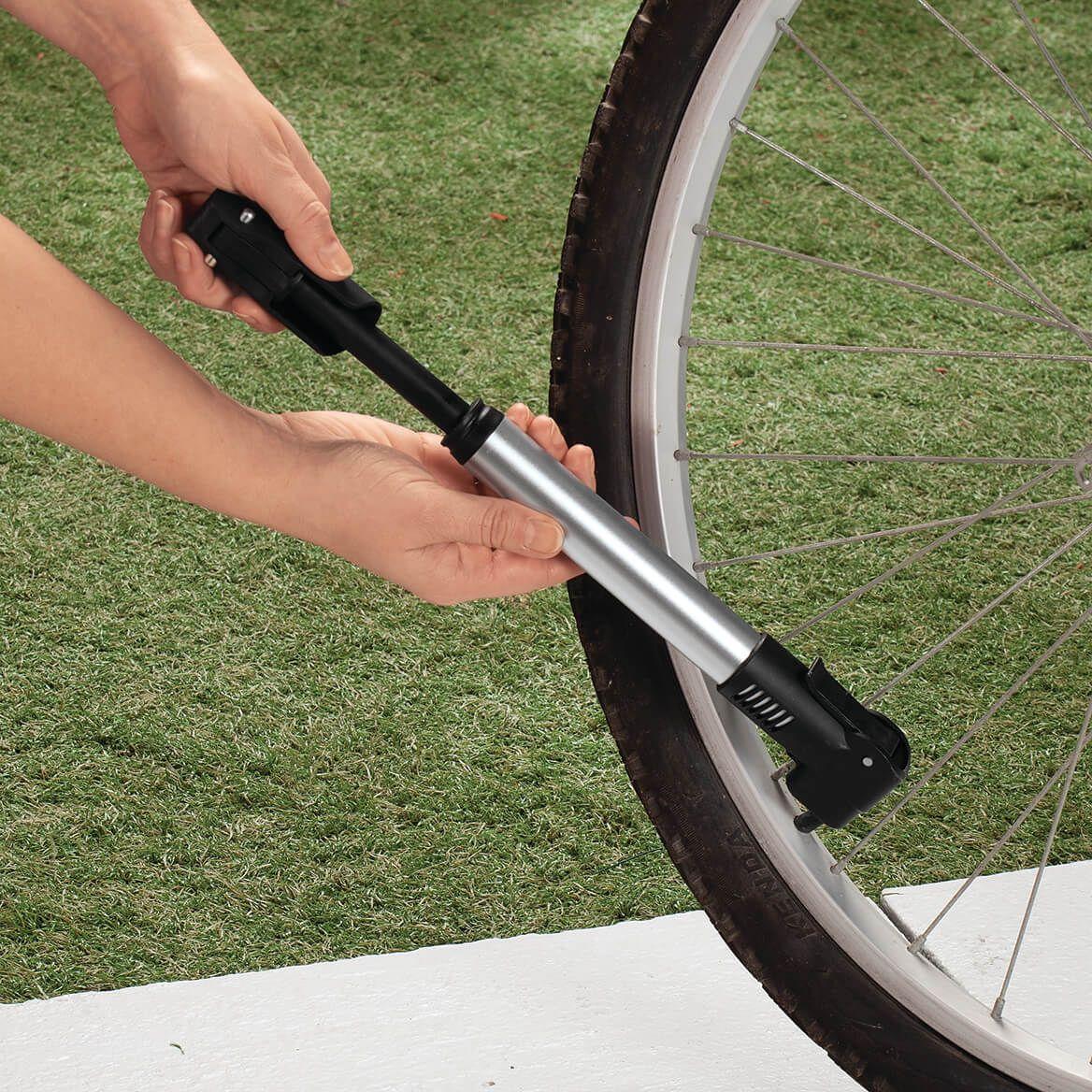 Portable Bike Tire Pump-371733