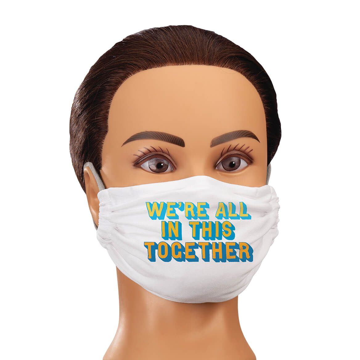 Face Masks with Inspirational Sayings-371762