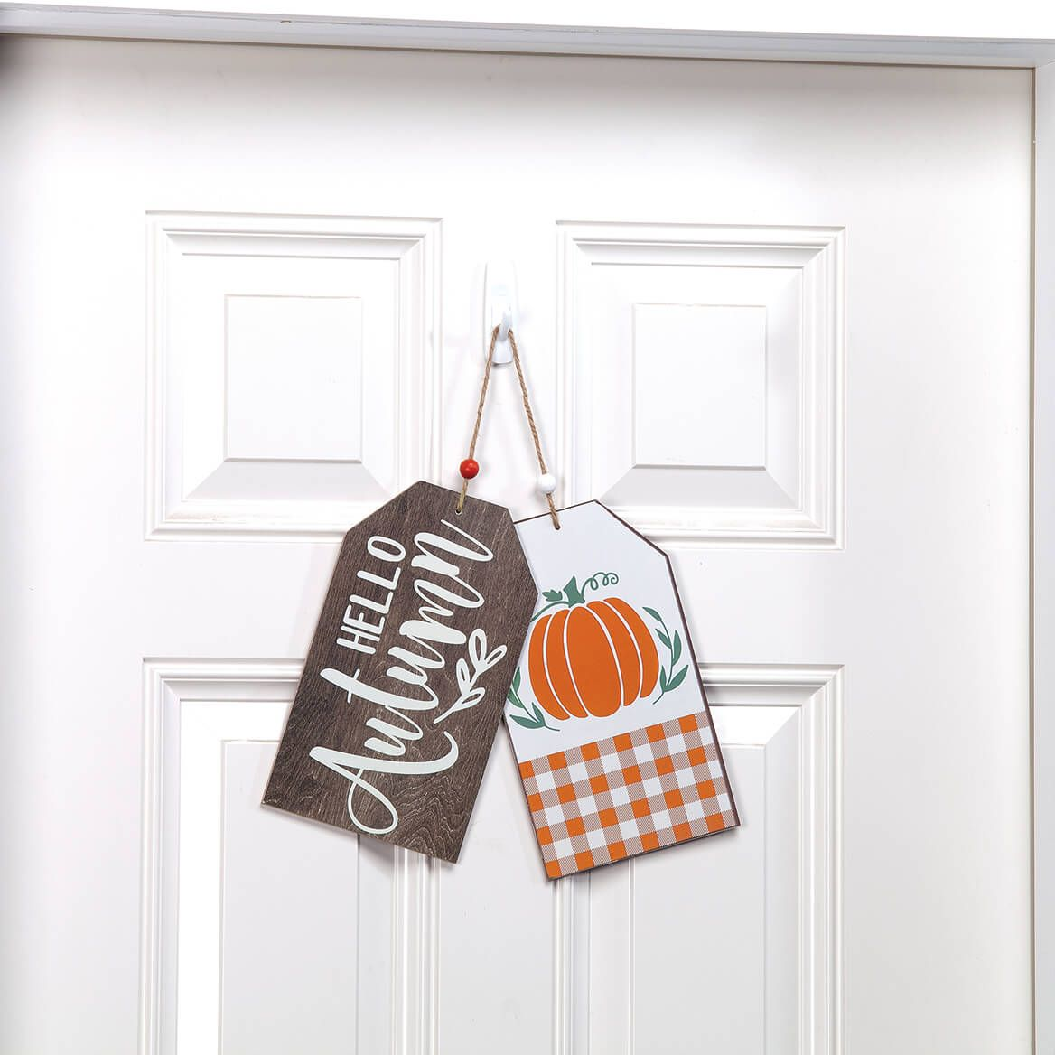 Hello Autumn Double-Sided Wall Tags by Holiday Peak™-371809