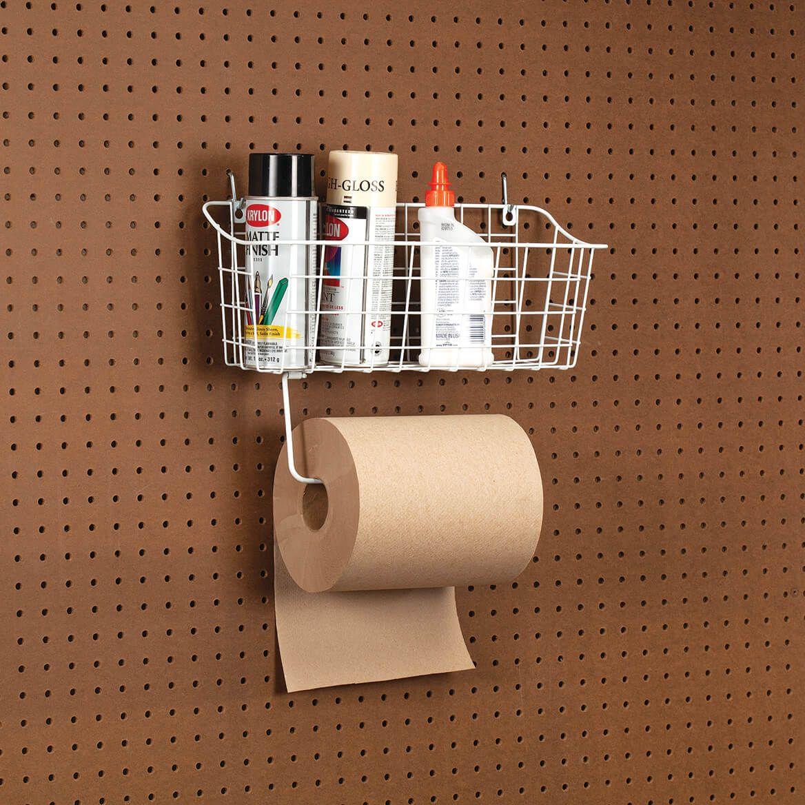 Wall Mounted Storage Basket-371921