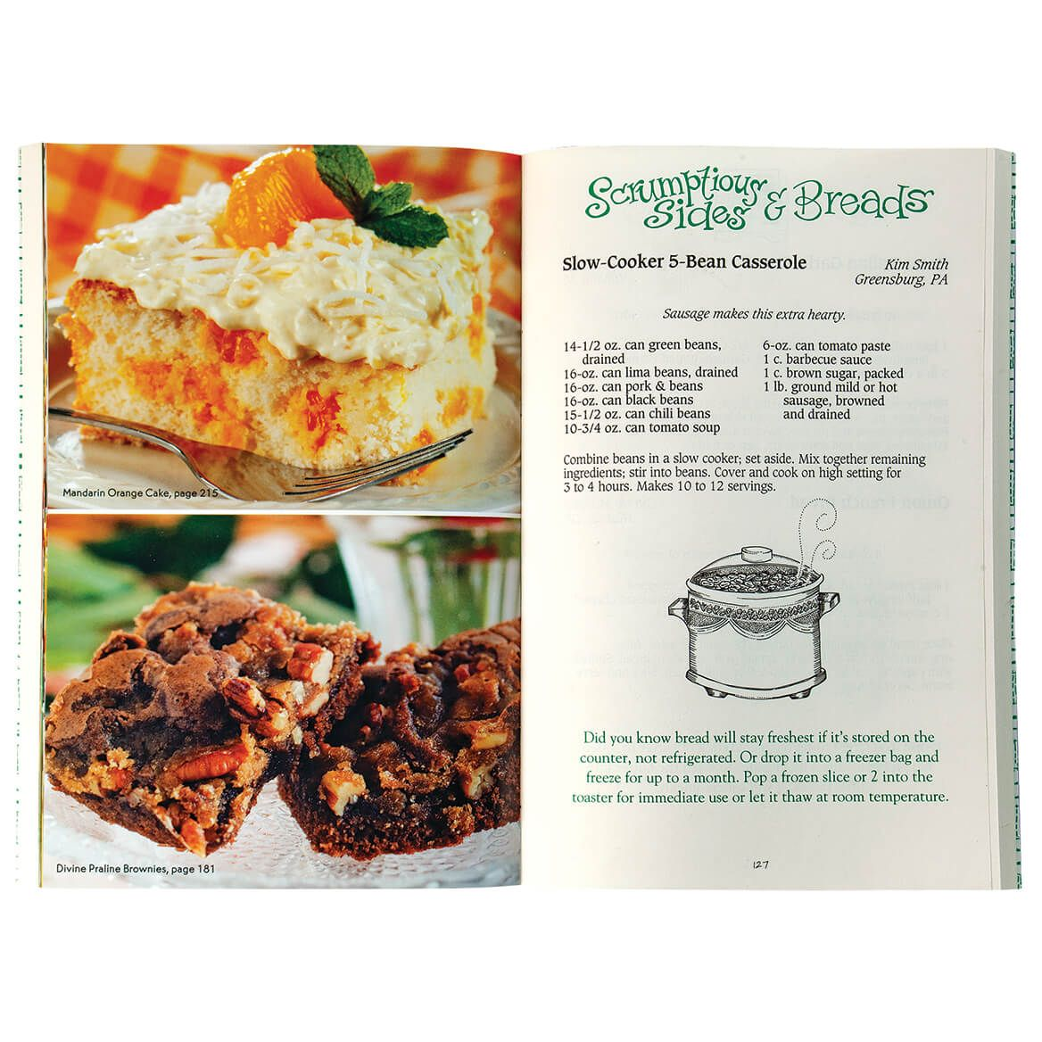 Gooseberry Patch Almost Homemade Cookbook-371931