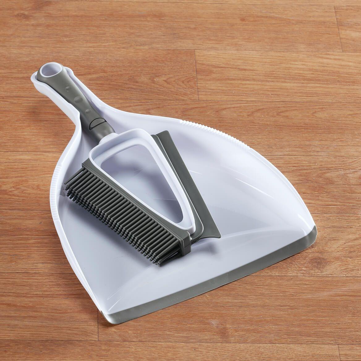 Wet/Dry Dustpan and Brush Set-371967