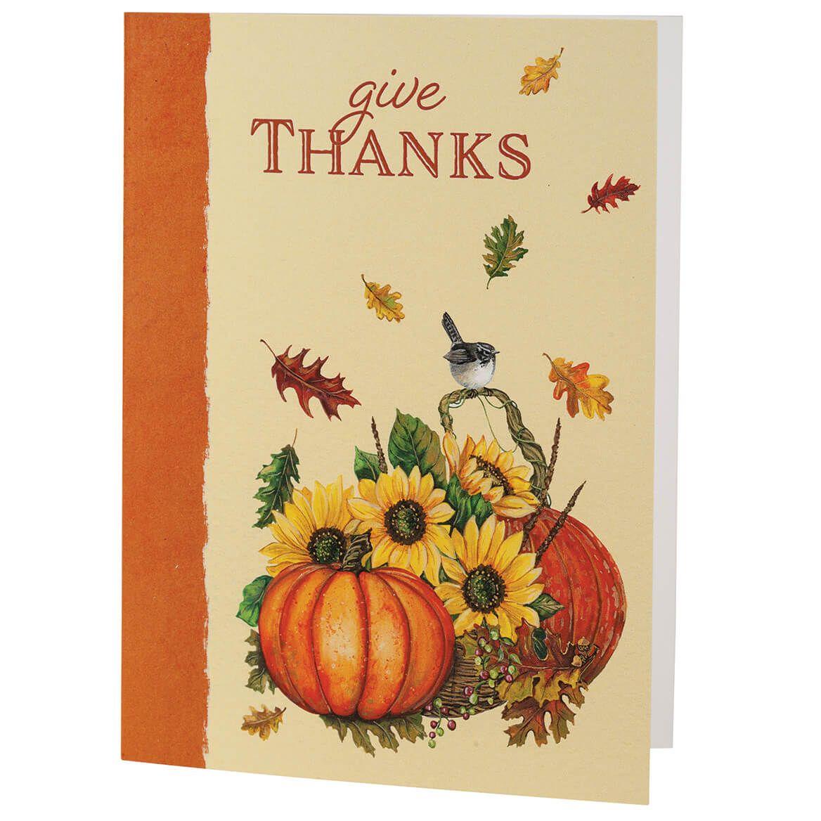 Thanksgiving Card Assortment, Set of 20-372123