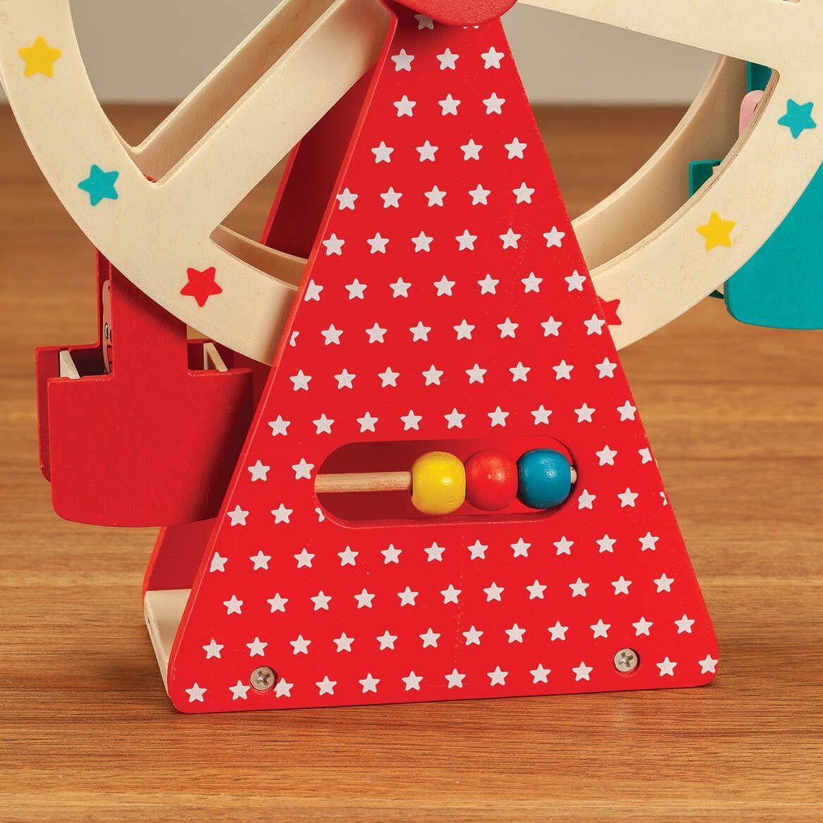Children's Wooden Ferris Wheel Toy-372237