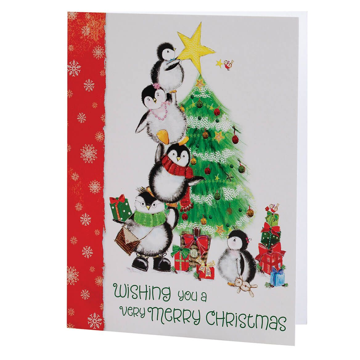 Christmas Variety Pack Cards, Set of 20 Traditional-372238