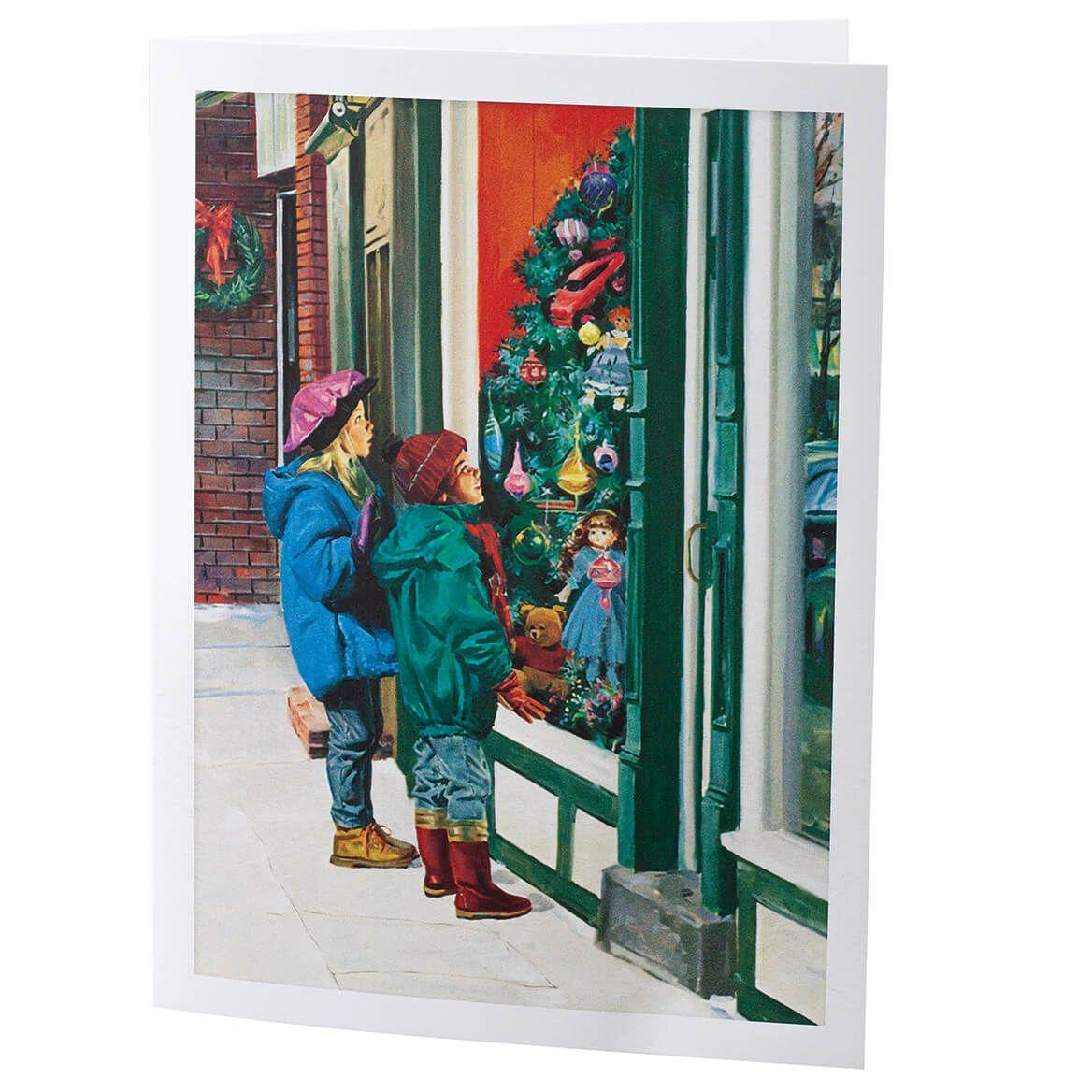 Nostalgic Christmas Notecards, Set of 20-372422