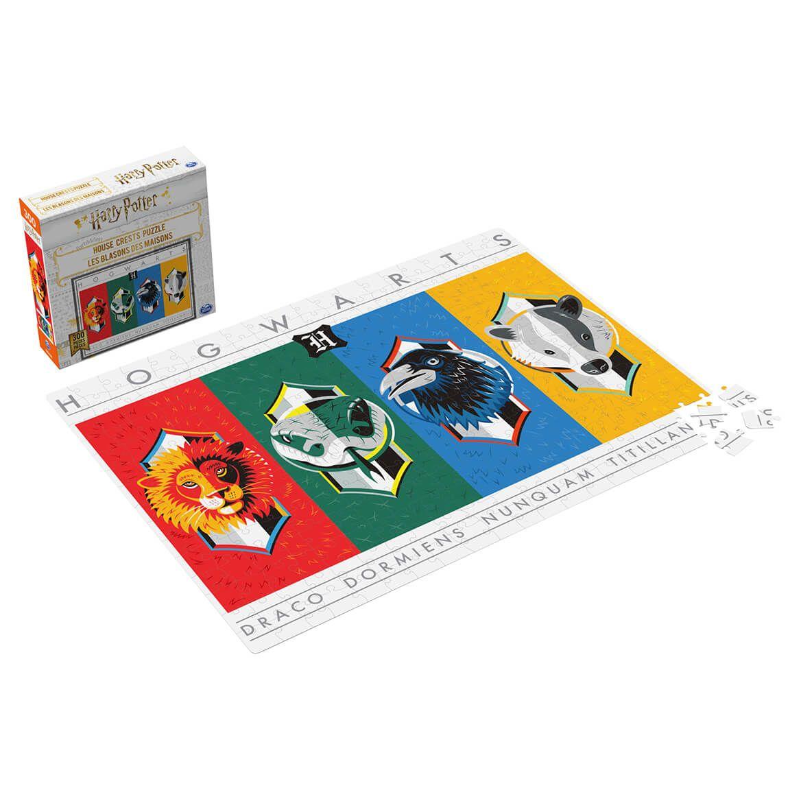 Harry Potter House Crests Puzzle, 300 Pieces-372481