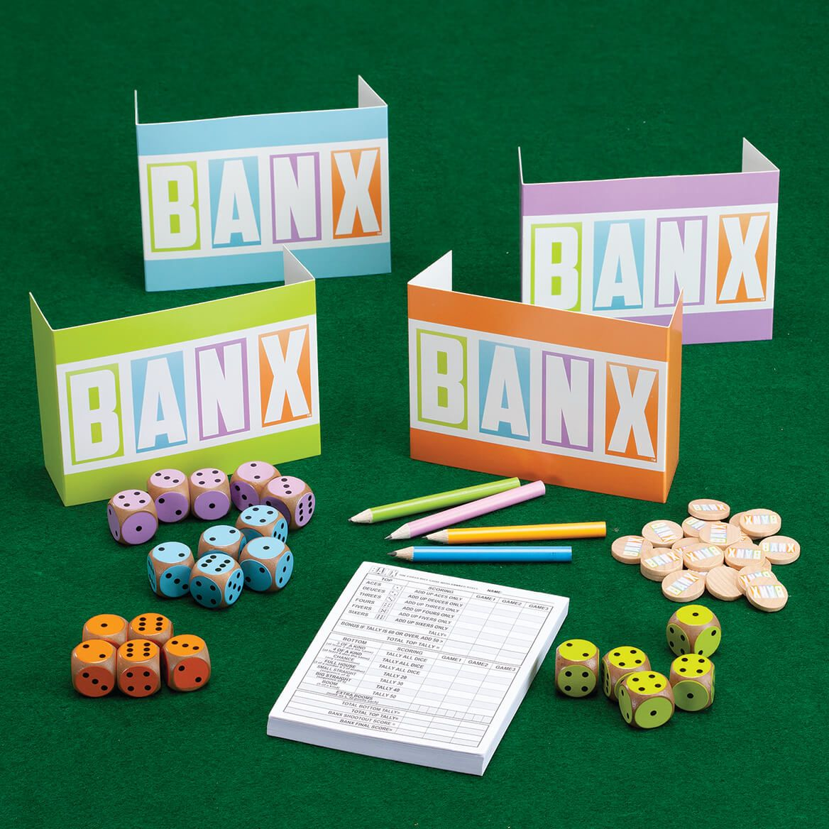 BANX The Poker Dice Game-372526