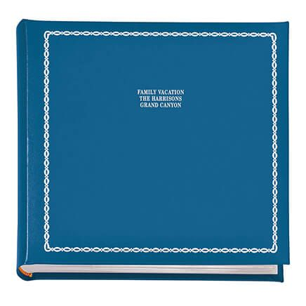 Personalized Felicity Medium Memo Album-301030