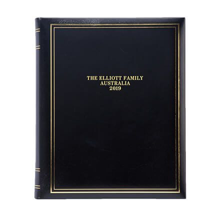 Personalized Presidential Memo Album-301109