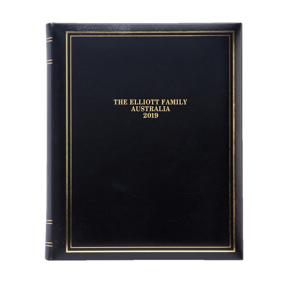 Personalized Presidential Memo Album-301109