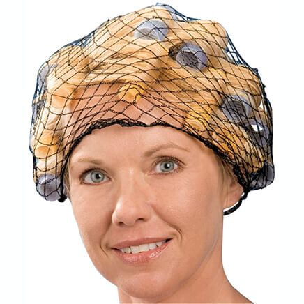 Black Hair Nets - Set Of 3-302615