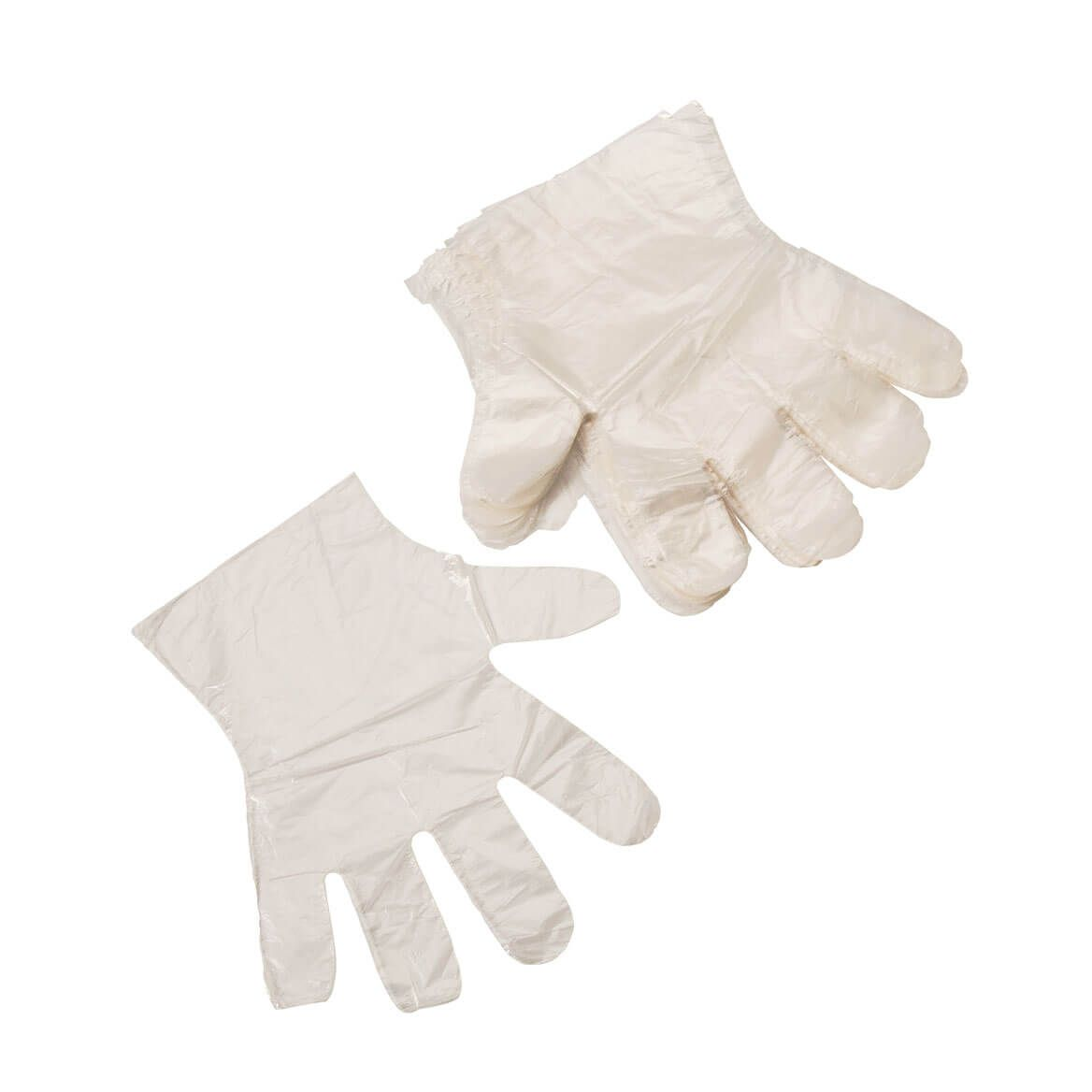 Plastic Gloves, Pack of 100-303212
