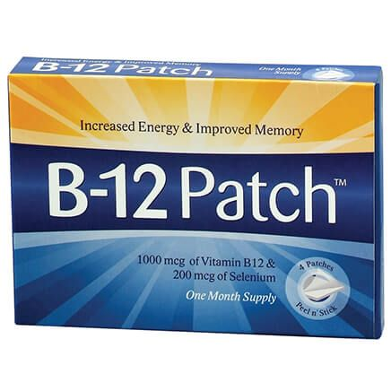 B-12 Patches-306955