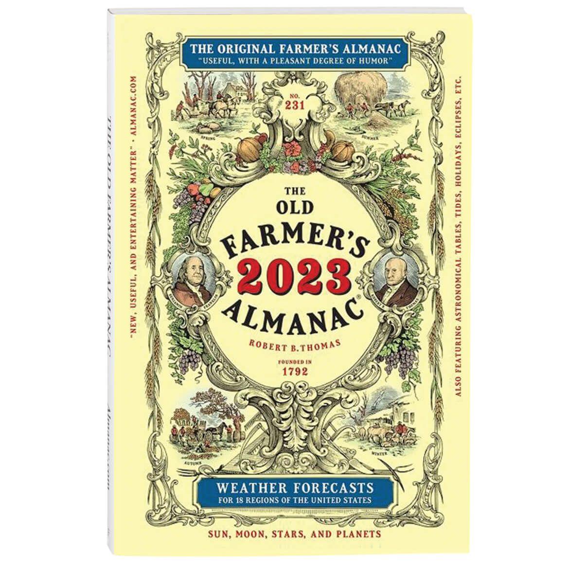 Farmer's Almanac-310018