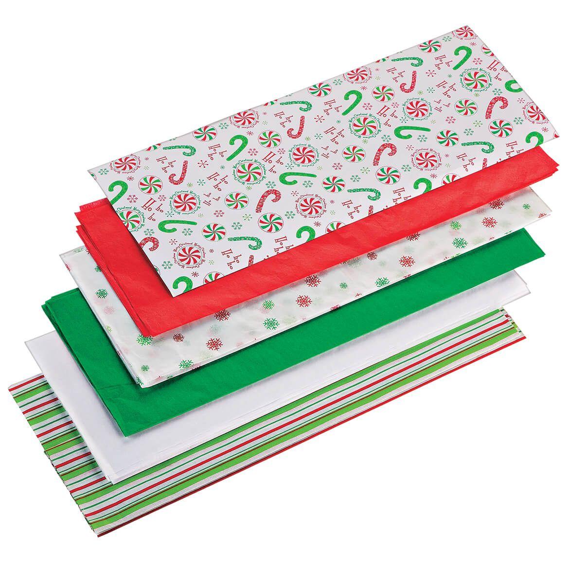 Christmas Tissue Wrap-310156
