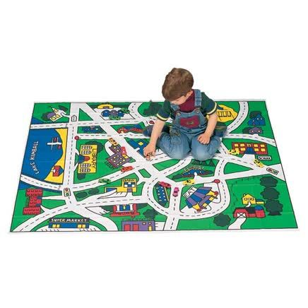 Toy Car Floor Mat-310185