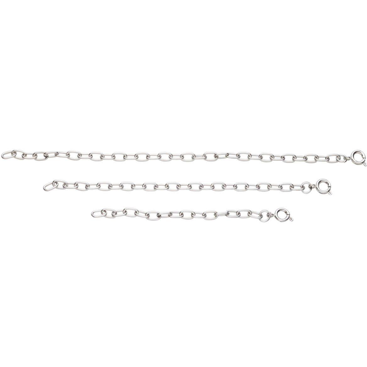 Necklace Extender Set Of 3-310558
