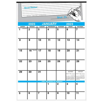 Write on Calendar Giant-310693