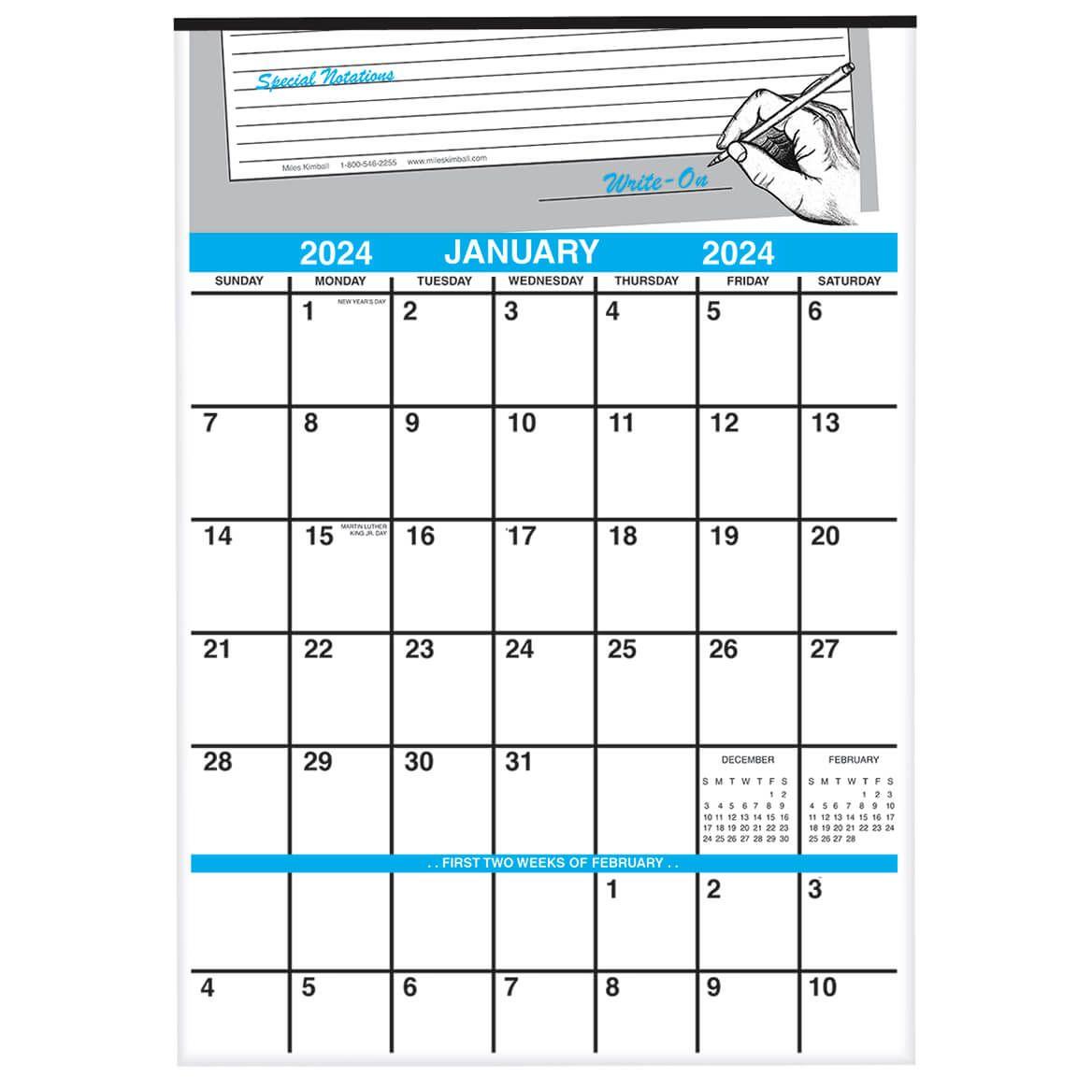 Write on Calendar Giant-310693